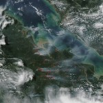 Fires and smoke in Indonesia