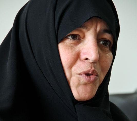 خانم طیب زاده