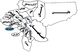 شهرستان خمینی شهر