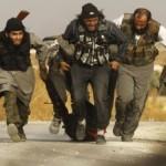 سرنوشت 40 داعشی که از تکریت گریختند