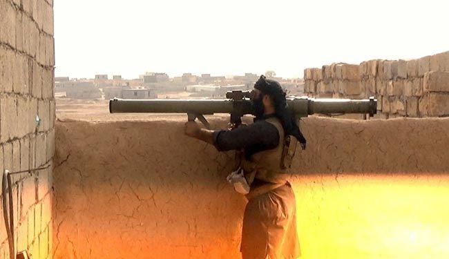 نماینده عراقی: سلاحهای داعش آمریکایی و اسرائیلی است