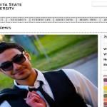 دانشگاه آمریکایی در سوگ شهید شجاع دمام