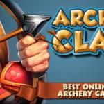 بازی موبایل اندروید نبرد با تیر و کمان Archers Clash