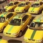 ساماندهی تاکسی های درون شهری