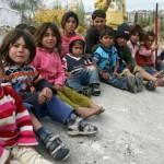 غذا دادن به کودکان سوری به شیوه رابین هود