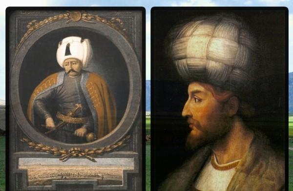 شاه اسماعیل صفوی سلطان سلیم