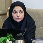 ندا واشیانی پور سخنگوی شورای اسلامی شهر اصفهان
