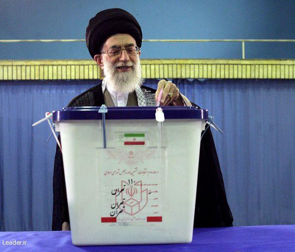 رهبر-در-انتخابات1