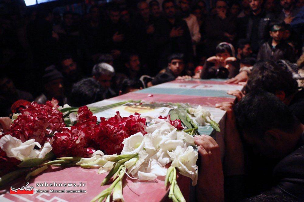 شهید حسین رضایی