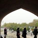 مسافران نوروزی در اصفهان (3)