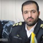 پورقیصری رئیس پلیس راه استان اصفهان