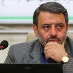 رضا امینی رییس شورای اسلامی شهر اصفهان