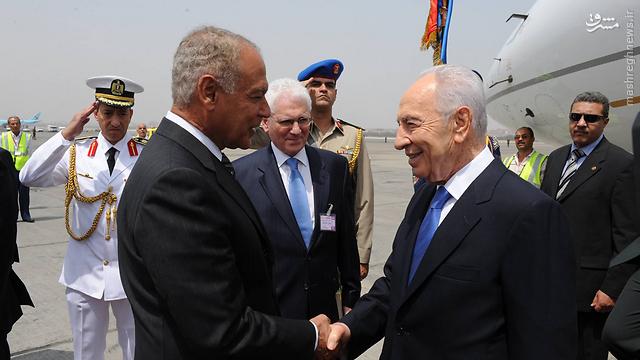دوست وزیر بدکاره اسرائیی دبیر کل اتحادیه عرب شد/ چرا سعودیها به یک مصری اعتماد کردند +عکس