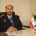 سرهنگ جهانگیر کریمی معاون اجتماعی فرماندهی انتظامی استان اصفهان