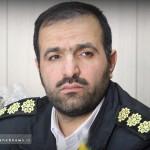 سرهنگ رحسین پورقیصری ئیس پلیسراه فرماندهی انتظامی استان اصفهان