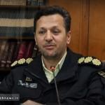 ستار خسروی رئیس پلیس آگاهی فرماندهی انتظامی استان اصفهان
