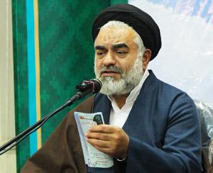 آیت الله سیدابوالحسن مهدوی مدرس خارج فقه و اصول و عضو خبرگان رهبری