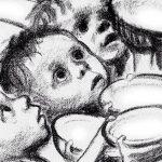 رنج گرسنگی و تقاضای غذا