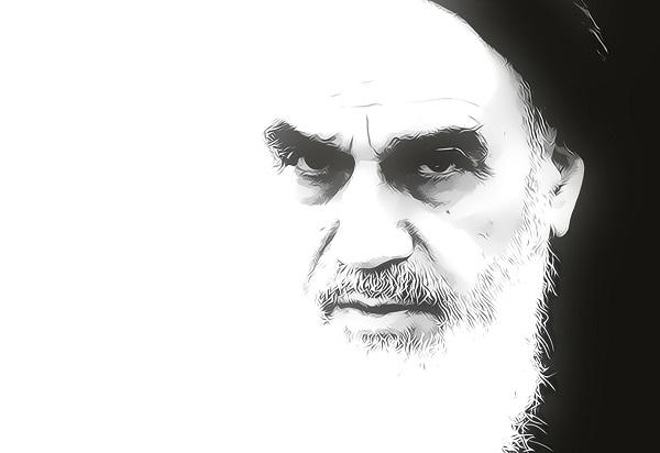 امام خمینی بنیان گذار انقلاب اسلامی ایران