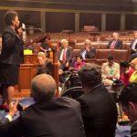تحصن دموکراتها در مجلس نمایندگان امریکا