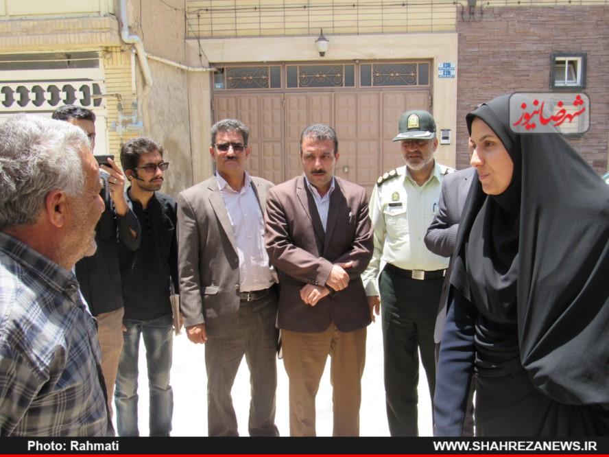 دیدار نماینده و مسئو لین با ایت الله نجفی و شهدا نیروی انتظامی (237)