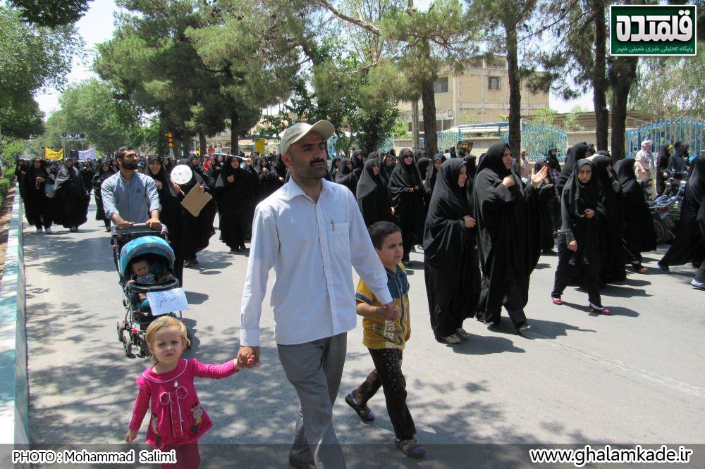 خمینی شهر راهپیمایی روز قدس   (10)