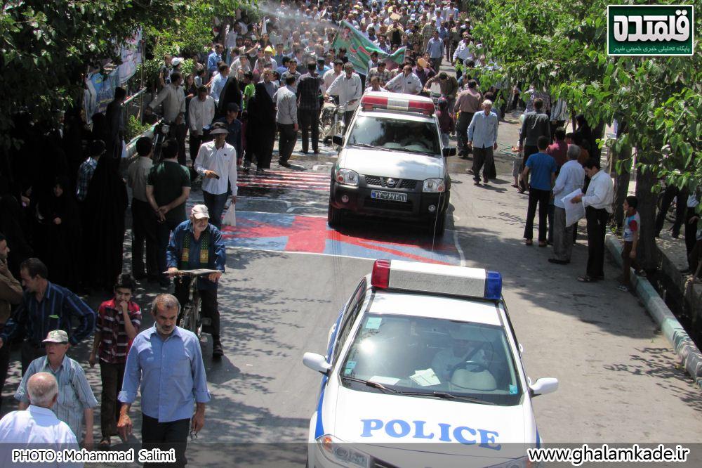 خمینی شهر راهپیمایی روز قدس   (24)