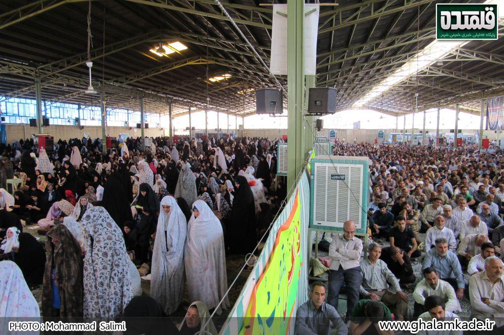 خمینی شهر روز قدس   (9)