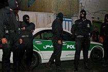 دستگیری توسط نیروهای ویژه پلیس