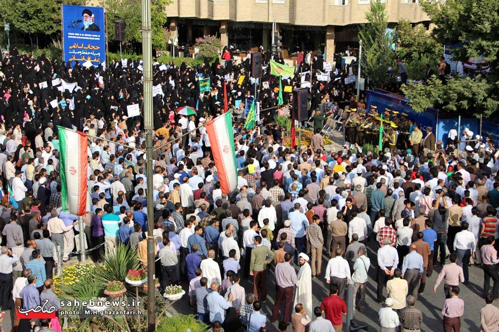 راهپیمایی حجاب و عفاف اصفهان (1)