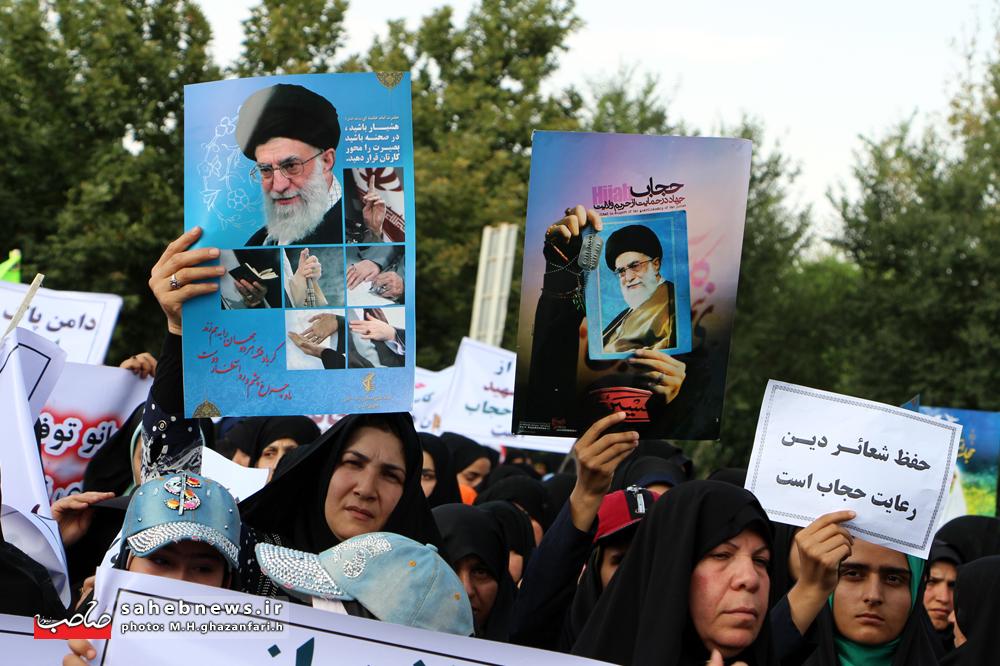 راهپیمایی حجاب و عفاف اصفهان (18)
