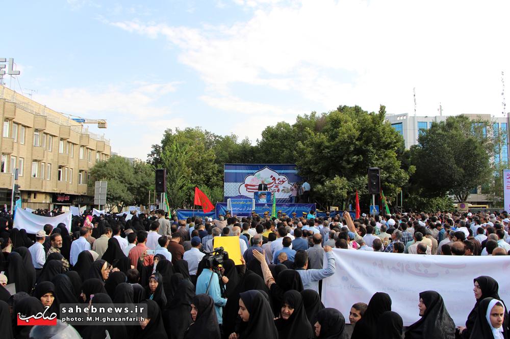 راهپیمایی حجاب و عفاف اصفهان (20)