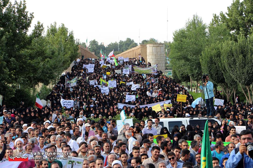 راهپیمایی حجاب و عفاف اصفهان (21)