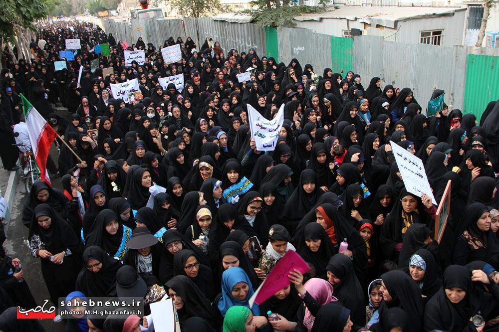 راهپیمایی حجاب و عفاف اصفهان (5)