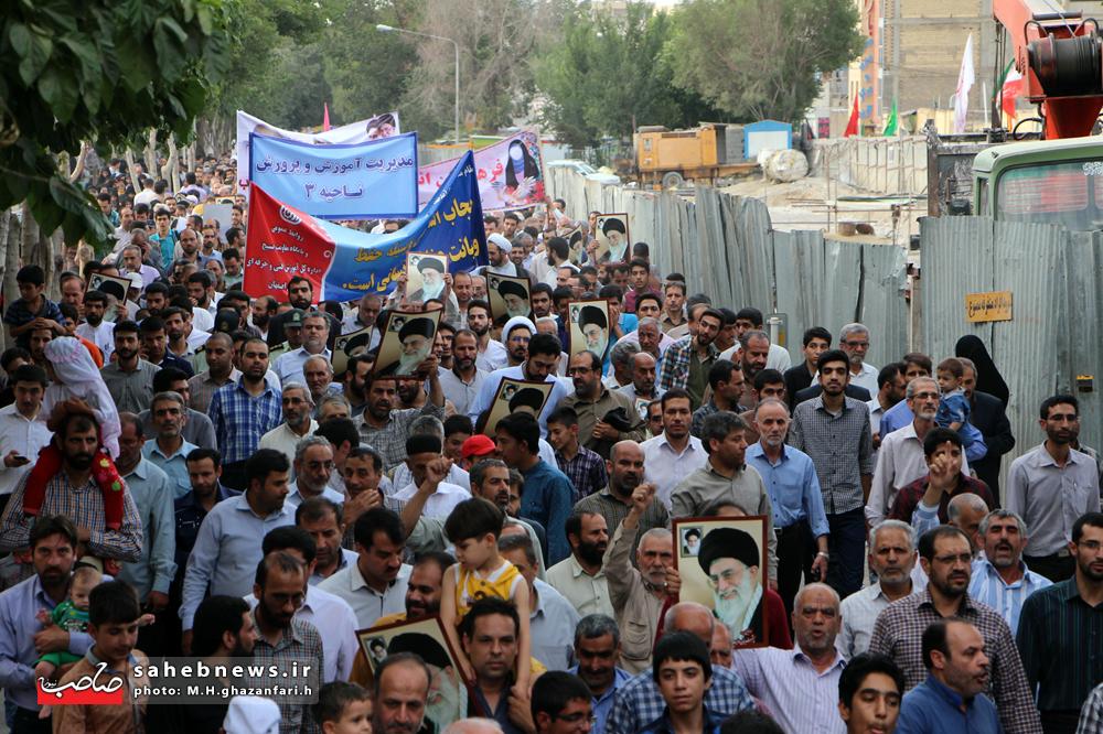 راهپیمایی حجاب و عفاف اصفهان (8)