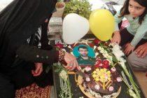 تولد شهید مدافع حرم کمیل قربانی (9)