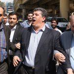 دستگیری مهدی هاشمی