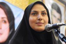 سمیه محمودی نماینده شهرضا