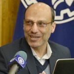 سید محمود مدرس هاشمی رییس دانشگاه صنعتی اصفهان