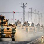 مداخله نظامی تُرکها در سوریه
