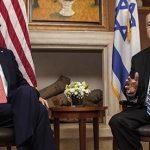 John Kerry and Binyamin Netanyahu