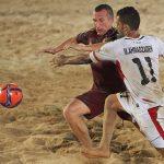 Samsung Beach Soccer Intercontinental Cup Dubai 2015