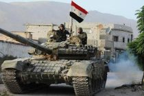 ارتش سوریه بخشهایی از استان حماه را آزاد کرد