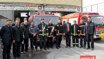 آتشنشانی-خمینی-شهر