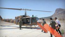 امداد-هوایی بالگرد اورژانس