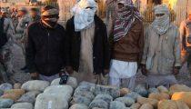 دستگیری سوداگران مرگ مواد فروش