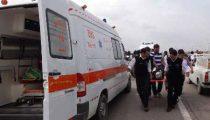 اورژانس انتقال مصدوم حادثه