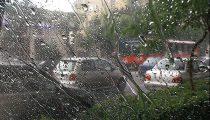 بارندگی در اصفهان