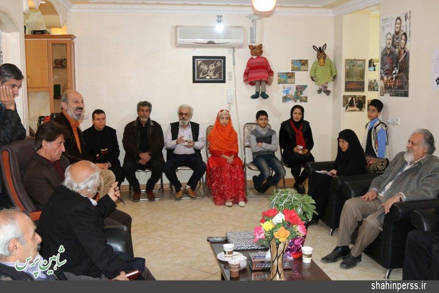 ترویج فرهنگ ایثار و شهادت در شاهین شهر با راه اندازی موسسه تولید فیلم