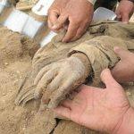 martyr-hand